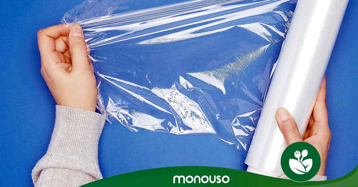 ¿Se puede usar papel film en el microondas?