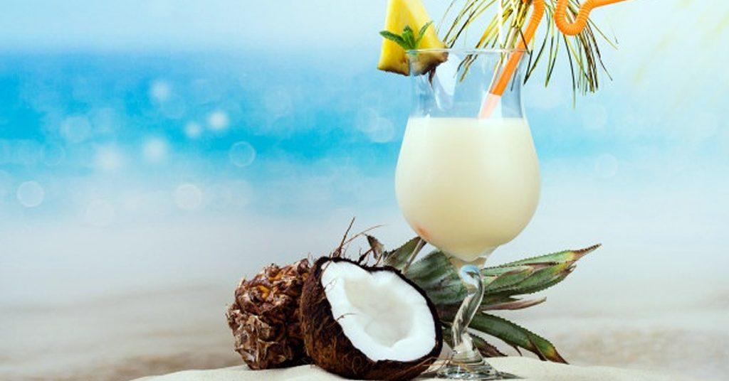 Bebidas de verano con ron