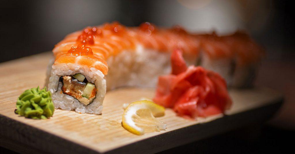 Clases de sushi: makizushi