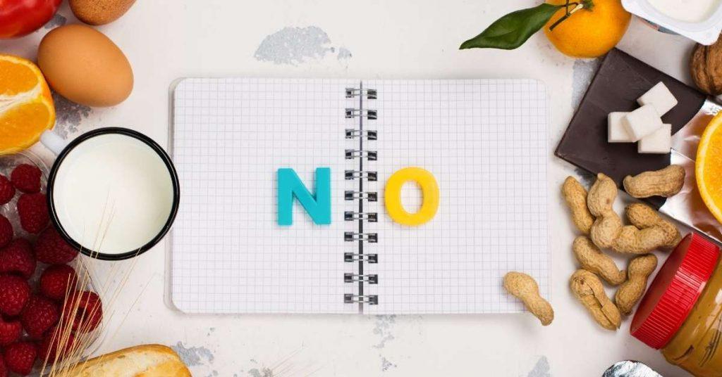 Legislación española sobre los alérgenos alimentarios