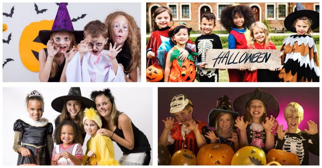 Otras opciones para celebrar Halloween con niños