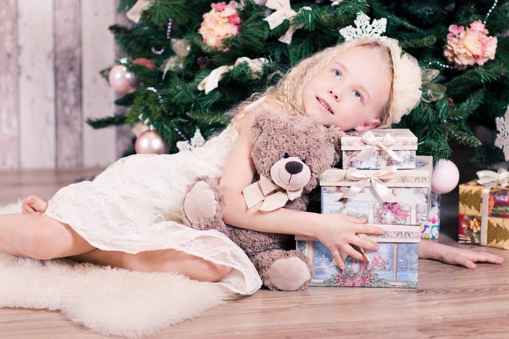 Regalos de navidad para niñas