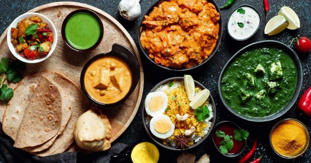 Tipos de Cocina: India