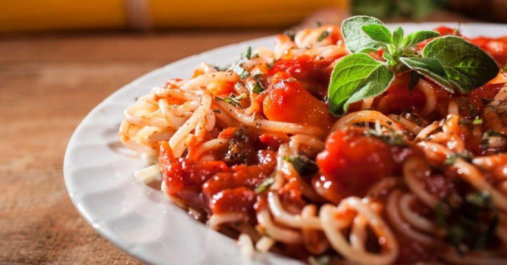 Tipos de Cocina: Italiana