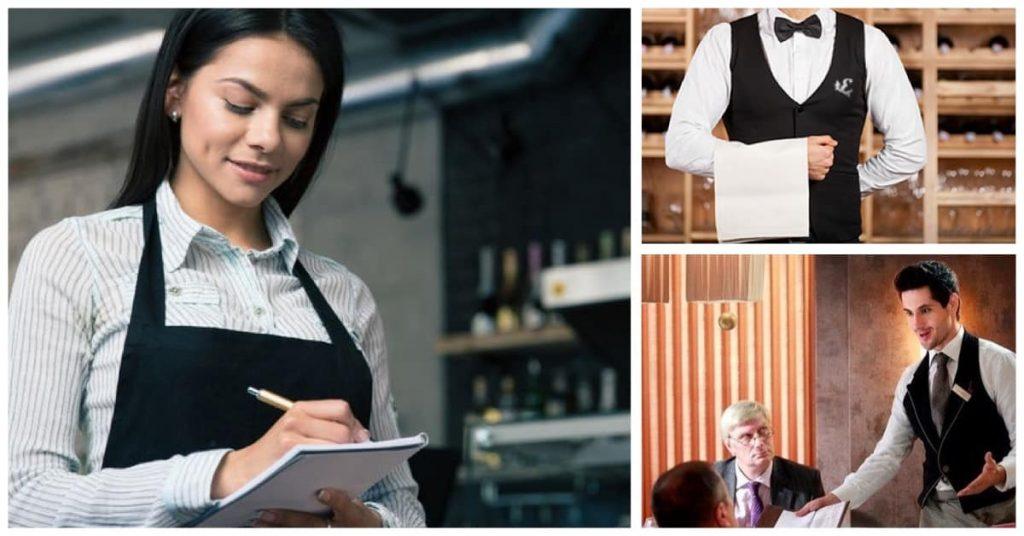 Tips para ser un camarero rápido