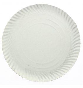 platos de cartón