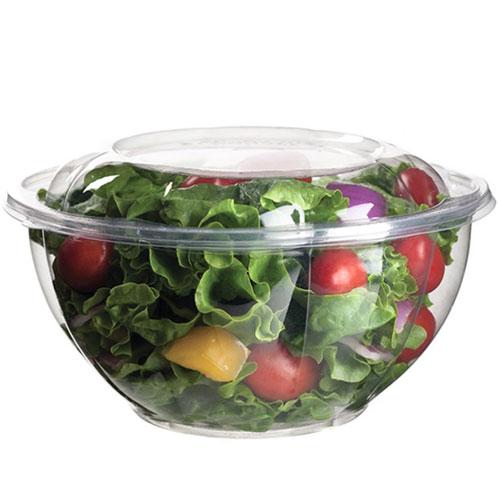 Envases para ensaladas y frutas