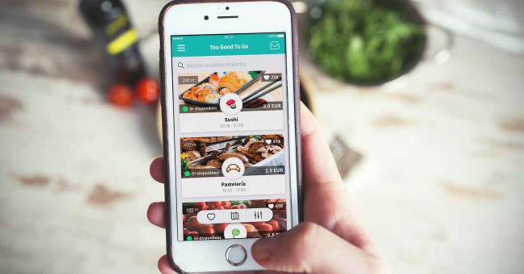 app para no tirar comida