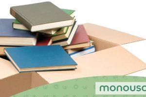 Comment bien emballer les livres dans une boîte ?
