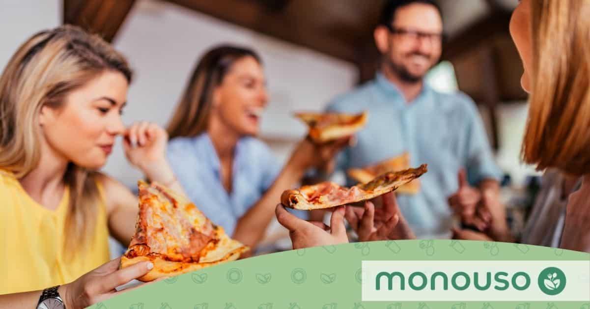Cómo recalentar pizza para que parezca recién hecha