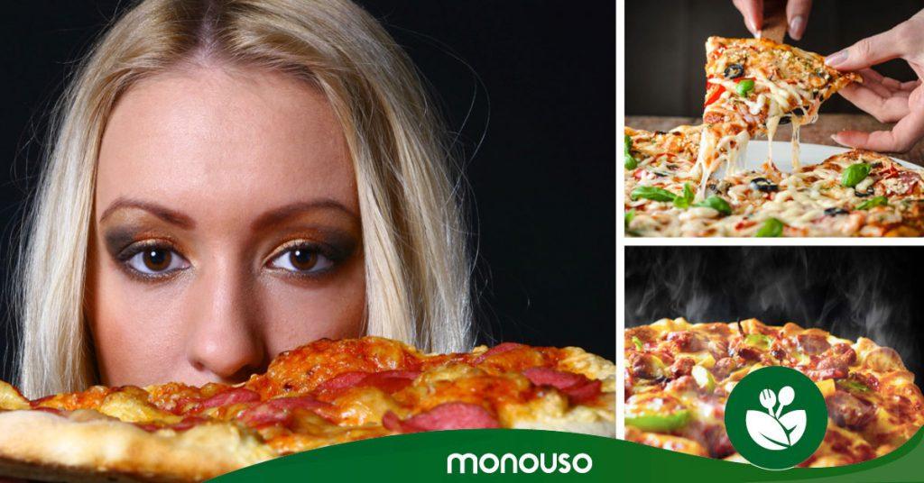 Combien de calories la pizza la plus divine a-t-elle
