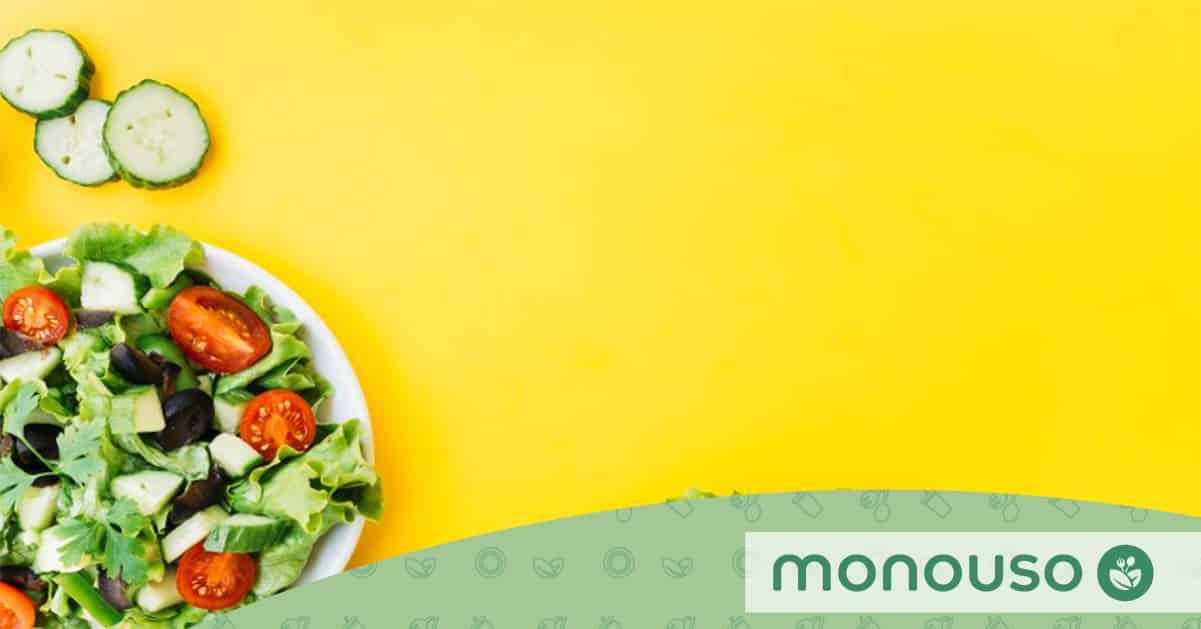 Cómo preparar ensaladas para llevar al trabajo o servir a domicilio en perfecto estado