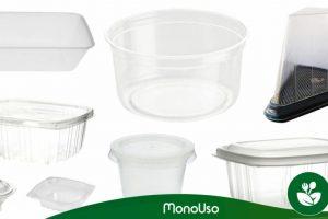 Types d'emballages alimentaires en plastique