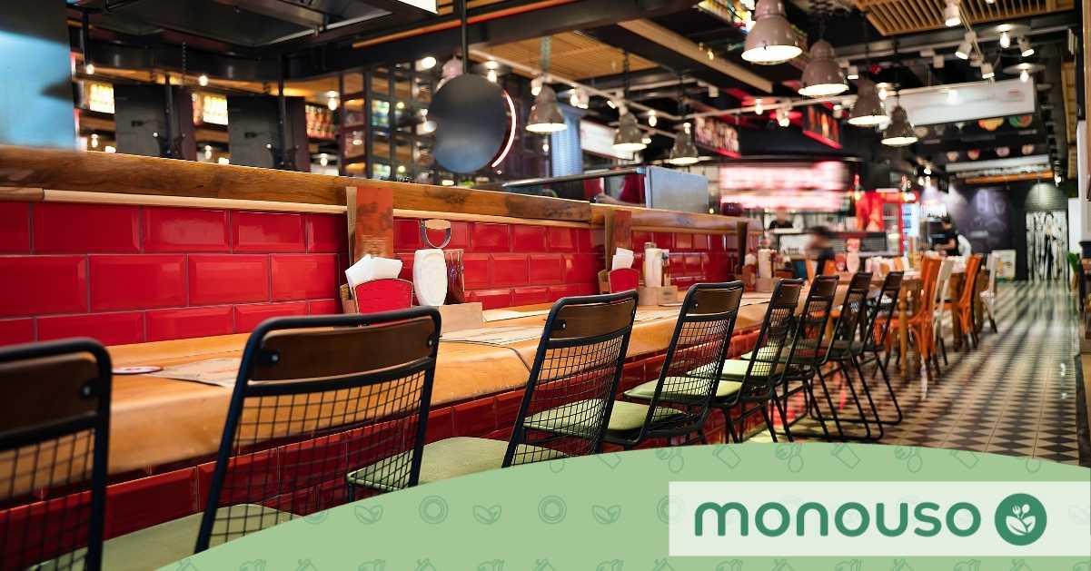 Ideas sobre decoración de restaurantes de comida rápida