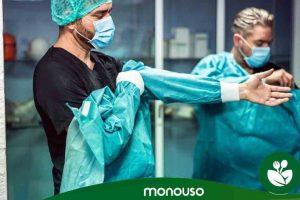 De meilleures blouses chirurgicales jetables et bon marché