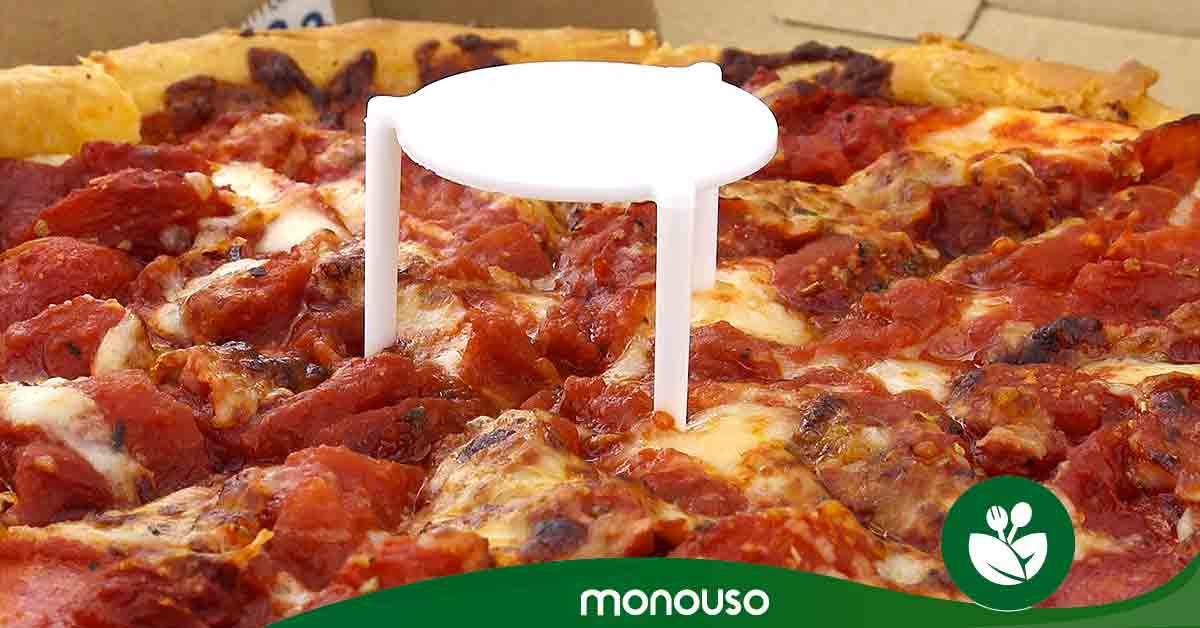Mesitas para pizza: ¿Cuál es la utilidad que esconden?