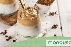 Qu'est-ce que le Dalgona Coffee et comment le préparer étape par étape