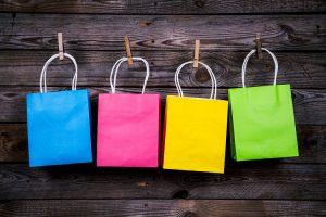 Le cornet en papier, l'alternative biodégradable des sacs en papier