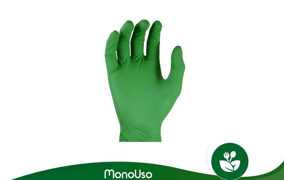 guantes desechables ecológicos