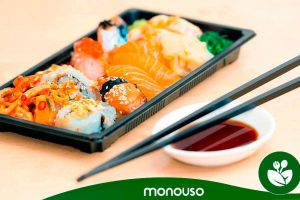Top 3 produits pour sushi Monouso 2020